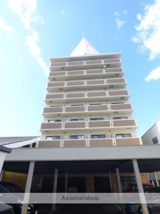 大阪府東大阪市、徳庵駅徒歩20分の築15年 9階建の賃貸マンション