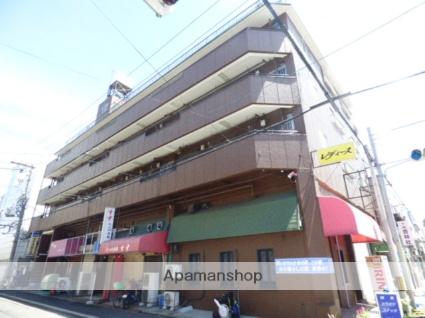 大阪府大阪市東成区、緑橋駅徒歩10分の築34年 5階建の賃貸マンション