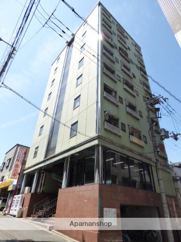 大阪府大阪市東成区、緑橋駅徒歩10分の築26年 9階建の賃貸マンション