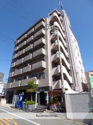 大阪府大阪市城東区、鴫野駅徒歩15分の築28年 7階建の賃貸マンション