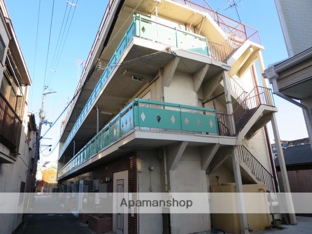 大阪府大阪市城東区、鴫野駅徒歩11分の築36年 3階建の賃貸マンション