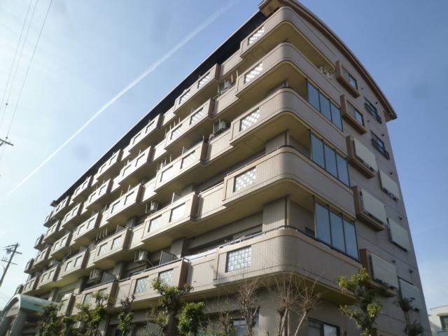 大阪府大阪市生野区、平野駅徒歩8分の築25年 6階建の賃貸マンション