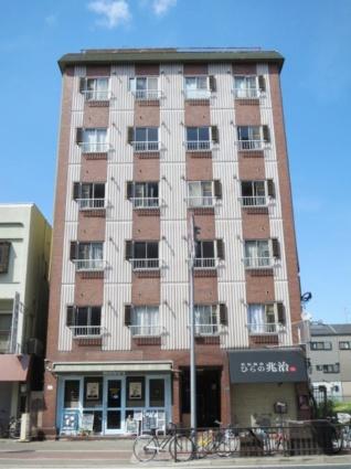 大阪府大阪市平野区、加美駅徒歩16分の築32年 6階建の賃貸マンション