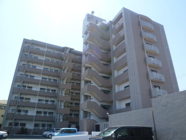 大阪府大阪市生野区、北巽駅徒歩11分の築21年 8階建の賃貸マンション