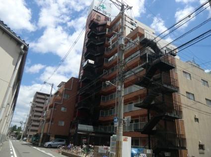 大阪府大阪市生野区、平野駅徒歩19分の築30年 10階建の賃貸マンション