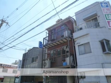 大阪府大阪市生野区、平野駅徒歩15分の築24年 3階建の賃貸アパート