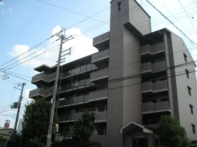 大阪府大阪市生野区、平野駅徒歩19分の築19年 6階建の賃貸マンション