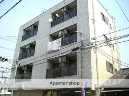 大阪府大阪市平野区、平野駅徒歩18分の築32年 4階建の賃貸マンション