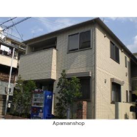 大阪府大阪市東住吉区、今川駅徒歩4分の築8年 2階建の賃貸テラスハウス