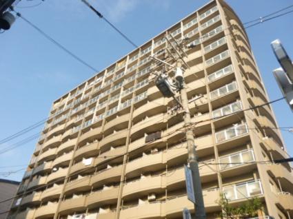 大阪府大阪市平野区、平野駅徒歩2分の築19年 14階建の賃貸マンション