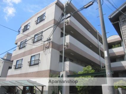 大阪府大阪市平野区、久宝寺駅徒歩19分の築21年 4階建の賃貸マンション