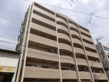 大阪府大阪市東住吉区、今川駅徒歩14分の築19年 7階建の賃貸マンション