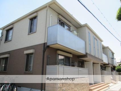 大阪府大阪市東住吉区、平野駅徒歩19分の築5年 2階建の賃貸アパート
