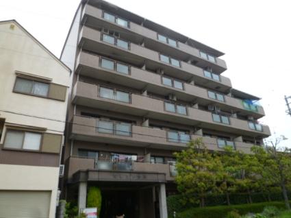 大阪府大阪市東住吉区、今川駅徒歩7分の築20年 7階建の賃貸マンション