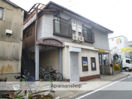 大阪府八尾市、加美駅徒歩17分の築44年 2階建の賃貸アパート