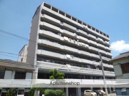 大阪府大阪市平野区、平野駅徒歩19分の築20年 9階建の賃貸マンション
