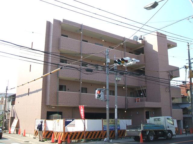 大阪府大阪市平野区、平野駅徒歩14分の築9年 4階建の賃貸マンション