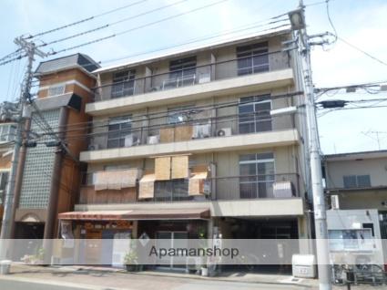 大阪府大阪市平野区、針中野駅徒歩17分の築50年 4階建の賃貸マンション