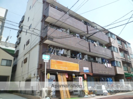 大阪府大阪市平野区、針中野駅徒歩20分の築27年 6階建の賃貸マンション
