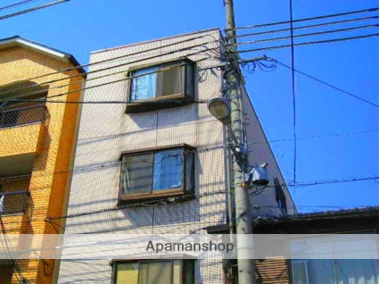 大阪府大阪市平野区、平野駅徒歩20分の築28年 4階建の賃貸マンション