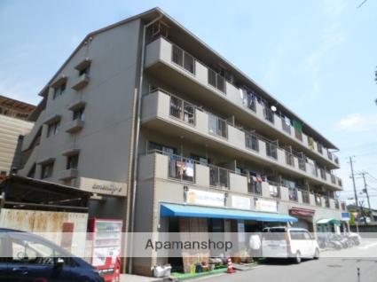 大阪府大阪市平野区、加美駅徒歩17分の築28年 4階建の賃貸マンション