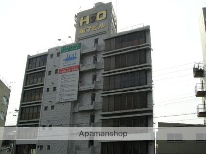 大阪府大阪市東住吉区、東部市場前駅徒歩5分の築28年 7階建の賃貸マンション