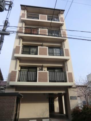 大阪府大阪市平野区、平野駅徒歩9分の築14年 5階建の賃貸マンション