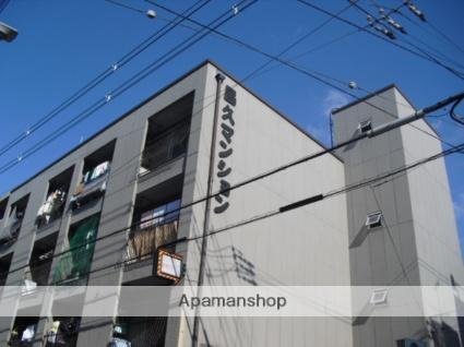 大阪府大阪市生野区、平野駅徒歩7分の築31年 4階建の賃貸マンション