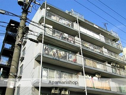 大阪府大阪市生野区、平野駅徒歩18分の築30年 7階建の賃貸マンション