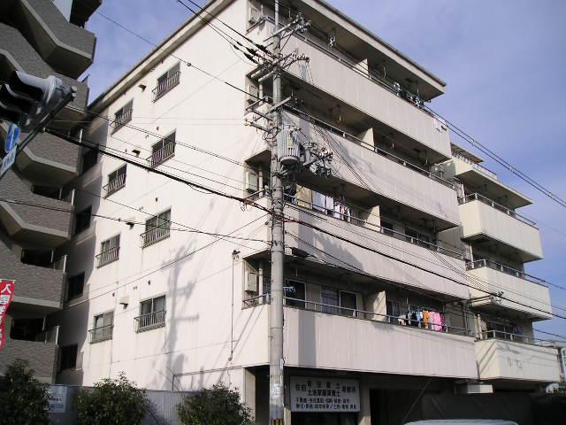 大阪府大阪市生野区、平野駅徒歩14分の築28年 5階建の賃貸マンション