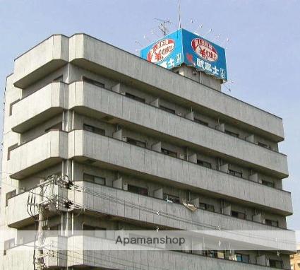 大阪府大阪市生野区、平野駅徒歩13分の築21年 7階建の賃貸マンション