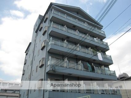 大阪府大阪市生野区、平野駅徒歩19分の築22年 6階建の賃貸マンション