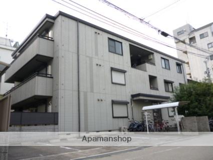 大阪府大阪市東住吉区、今川駅徒歩16分の築17年 3階建の賃貸マンション