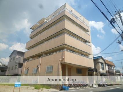 大阪府大阪市平野区、針中野駅徒歩17分の築27年 4階建の賃貸マンション