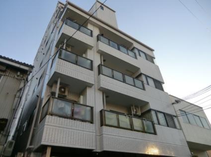 大阪府大阪市平野区、平野駅徒歩2分の築28年 7階建の賃貸マンション
