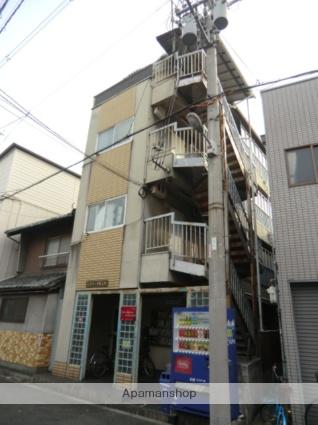 大阪府大阪市平野区、加美駅徒歩20分の築26年 4階建の賃貸マンション