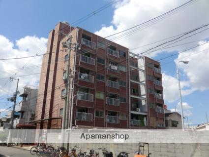 大阪府大阪市平野区、平野駅徒歩11分の築43年 6階建の賃貸マンション