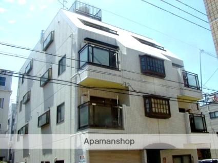大阪府大阪市平野区、針中野駅徒歩17分の築29年 4階建の賃貸マンション