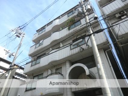 大阪府大阪市平野区、平野駅徒歩14分の築26年 5階建の賃貸マンション