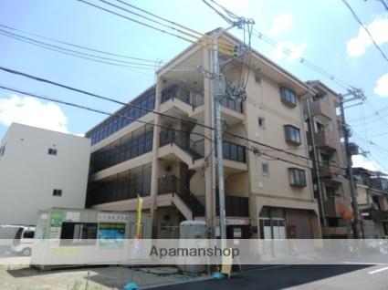 大阪府大阪市平野区、平野駅徒歩11分の築35年 4階建の賃貸マンション