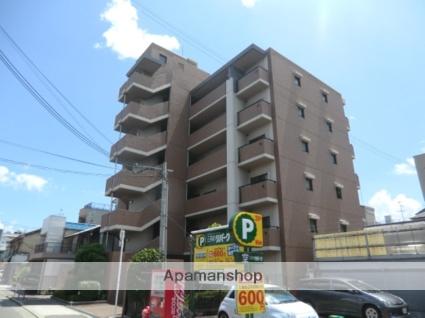 大阪府大阪市平野区、平野駅徒歩12分の築17年 6階建の賃貸マンション