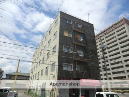 大阪府大阪市平野区、平野駅徒歩13分の築42年 5階建の賃貸マンション