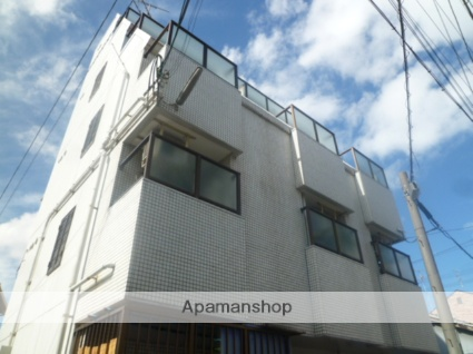 大阪府大阪市平野区、加美駅徒歩19分の築29年 5階建の賃貸マンション