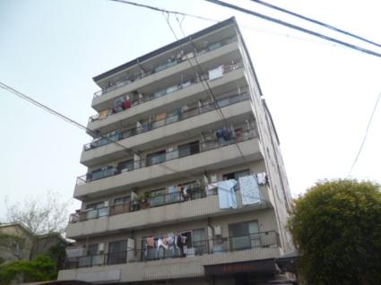 大阪府大阪市平野区、加美駅徒歩16分の築30年 7階建の賃貸マンション