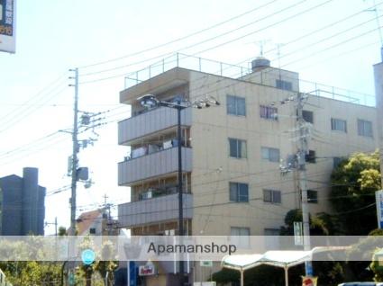 大阪府大阪市平野区、平野駅徒歩17分の築42年 5階建の賃貸マンション