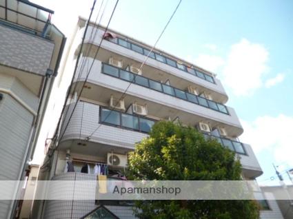 大阪府大阪市平野区、久宝寺駅徒歩22分の築27年 5階建の賃貸マンション