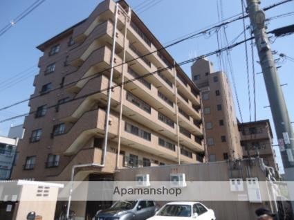 大阪府大阪市平野区、加美駅徒歩4分の築21年 7階建の賃貸マンション