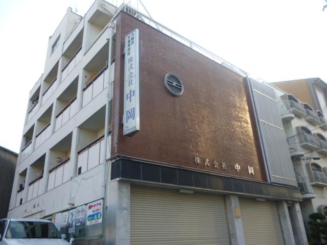 大阪府大阪市平野区、加美駅徒歩6分の築41年 4階建の賃貸マンション
