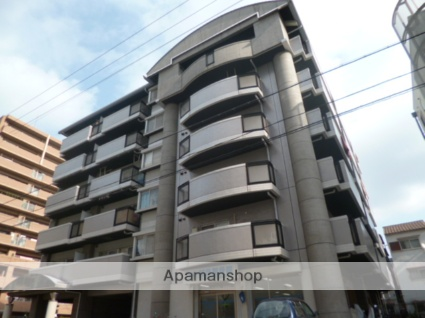 大阪府大阪市平野区、加美駅徒歩7分の築26年 6階建の賃貸マンション