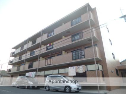 大阪府大阪市平野区、久宝寺駅徒歩20分の築18年 4階建の賃貸マンション